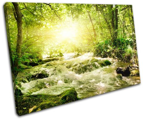 Forest Stream Landscapes - 13-1034(00B)-SG32-LO